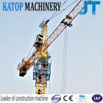 China tower crane 5t load QTZ63-TC5010 tower crane for export