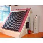 промышленный нагреватель воды (с СРКК, ЭН12975, солнечным кеймарк, сертификатом КСА, Ф378)