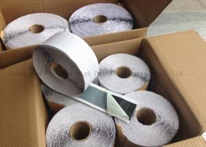 China ポリイソブチレン10mの長さ熱絶縁材の自己接着ブチルのシーリング テープ on sale