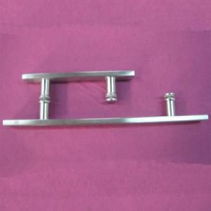 China double sided door pull handle back to back handle bar ( BA-SH022 ) on sale