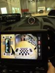 Cámara reversa auto 480TVL del CCD de HD para Toyota Camry