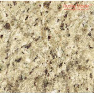 China Granit - tuiles ornementales de granit de Giallo, dalles, dessus - Hestia fait on sale