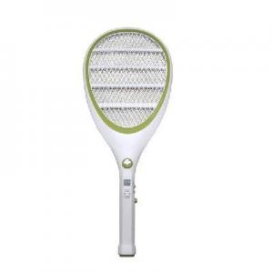 China large teardrop-shaped charge style anti-mosquito shoot fly swatter random color on sale