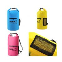 Completely Waterproof Compression Stuff Sack With Swivel Hooks