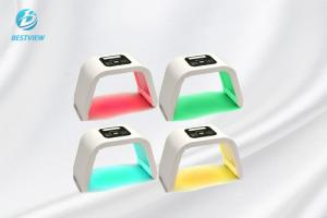 China Professional  LED Skin Care Machine ALICE LED PDT With 4 Colors Acne Treatment on sale