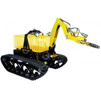 China HV-PR010 Hydraulic Manipulator Dredging ROV Underwater Track Robot 5KW Power 500M winding roll on sale