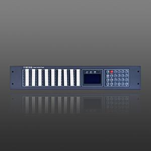 China ABS Fireproof Fire Broadcast Control Unit DC 24V With 1-90 Bus Output Loops on sale