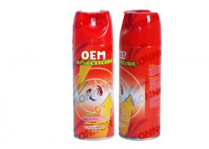China Healthy Long Lasting Insecticide Spray Oil Based Customized Formula  300ML on sale