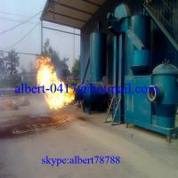 Brûleur en bois brûlant de biomasse de granule en bois pour la chaudière d
