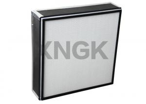 China Cleanroom Disposable Hvac Air Diffuser Galvanized Steel Frame Class 100 on sale