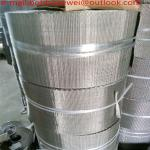 350*40 mesh stainless steel Reverse dutch woven wire mesh for plastic conveyor mesh belt from european market