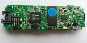 China Electronic PC Board Assembly Reverse Engineering Programs for GPS tracker on sale