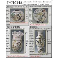 The Crack Glazed Home Decoration Ceramics in High Grade
