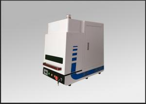 China Air Cooling Fiber Laser Engraving Machine Environmental 2 Years Warranty on sale