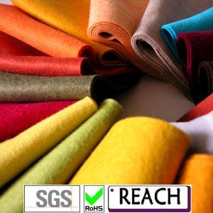 China Color wool felt craft felt on sale