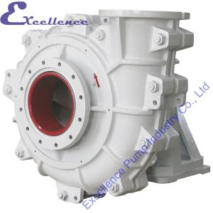 China Metal Lined Heavy Duty Abrasion Resistant Centrifugal Slurry Pump on sale