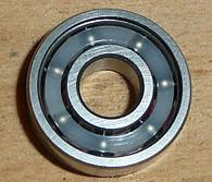 China Less Coefficient Friction Angular Contact Ball Bearing Subjected To Both Radial on sale