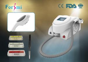 China comfortable handle holding design big spot size faster your treatment portable ipl shr rf cosmetic machine salon spa on sale