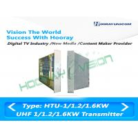 800W SFN MFN Digital TV Transmitter Indoor Terrestrial ISDB - T System