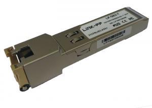NEW Finisar FCLF-8521-3 SFP copper 1000BASE-T RJ45 100pcs instock transceiver