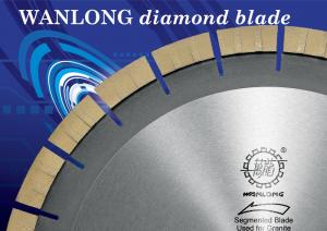 China Long cutting life diamond blade for masonry saw cutting concrete and steel - diamond blade measuring tool for stone on sale
