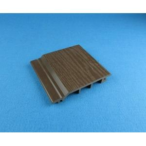China 250x25mm Laminated WPC Wall Panel for Playground With UV Protect OEM / ODM on sale