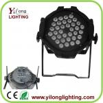 cheap aluminum alloy 36X3W RGB high power led par can,led par64,wedding light for sale,dj lighting,led par56