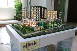 China House plan layout model , miniature architecture models for apartment marketing on sale