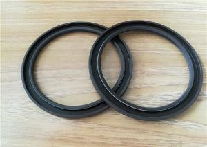 China fkm lip shaped TC rubber oil seal, rubber double lip spring oil seal, OEM auto truck oil seal on sale