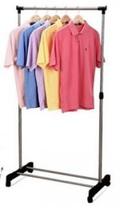 China Clothes hanger rack on sale