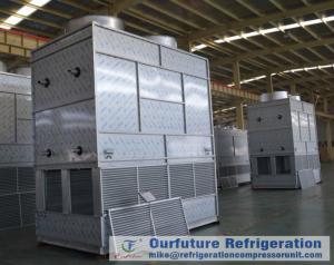 evaporative condensers chillers,evaporative condenser design,types of condensers in refrigeration