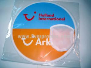 China wholesale nylon frisbee on sale