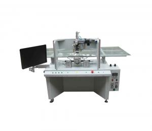 China HD Curve LCD Panel Repair Machine TV X Y Bonding Direction 3.5S / Chip on sale
