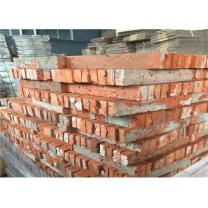 China Solid Surface Old Brick Wall Texture , Lightweight Old Stone Wall Acid - Resistant on sale