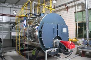 China Yuanda Boiler 1 ton 3 ton 5 ton gas oil dual fuel steam boiler on sale