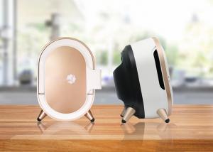 China 3d Skin Analysis Machine Magic Mirror Adopt Visia Hydration Scanner Systems on sale