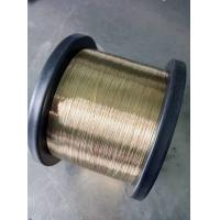 China EDM brass wire Electrode For Wire Cutting Machine on sale