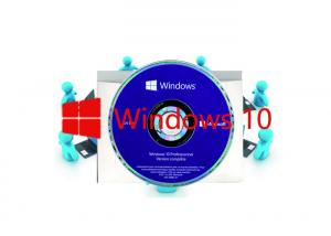Quality Multi Language Windows 10 Product Key Customizable FQC 64/32bit OS Full Version for sale