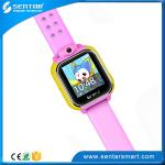 China Wholesale manufacturer 2016 newest kids V83 Android 3G SOS GSM GPS tracker smart watch wholesale