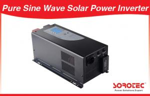 China High Reliability Solar Power Inverters short circuit 1000W - 6000W on sale