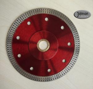 China 125mm Sintered Cyclone Mesh Turbo Diamond Blade for Ceramic Tile on sale