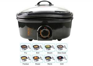 China Multifunction Electric Multi Cooker 5 Liter , Electronic Multi Cooker Extra Large Capacity on sale