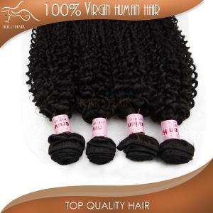 China natural color 1b 100% unprocessed raw human hair virgin malaysian hair wholesale on sale