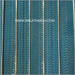 Flat Expanded Rib Lath Mesh Concrete Reinforcing Peoduct For Plaster Wall