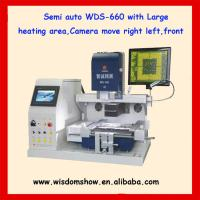 Upgraded system!! Automatic pcb soldering machine WDS-  660 Super Large infrared preheating bga rework station