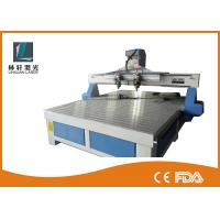 China Intelligent 4 Heads 3D CNC Router Wood Working Machine For Furniture Sculpture on sale