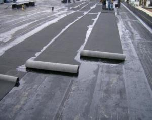China Self adhesive SBS /APP modified bitumen waterproof membrane with high quality on sale