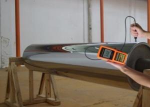 China Portable Ultrasonic Hardness tester, Ultrasonic Hardness Apparatus supplier