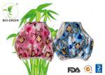 Side Snap Design Bamboo Training Pants , Softness Gentle Reusable Potty Training Pants