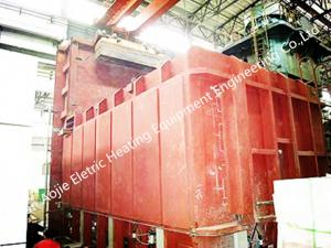 China Car Bottom Steel Tempering Furnace , Heat Treatment Furnace For Industrial on sale